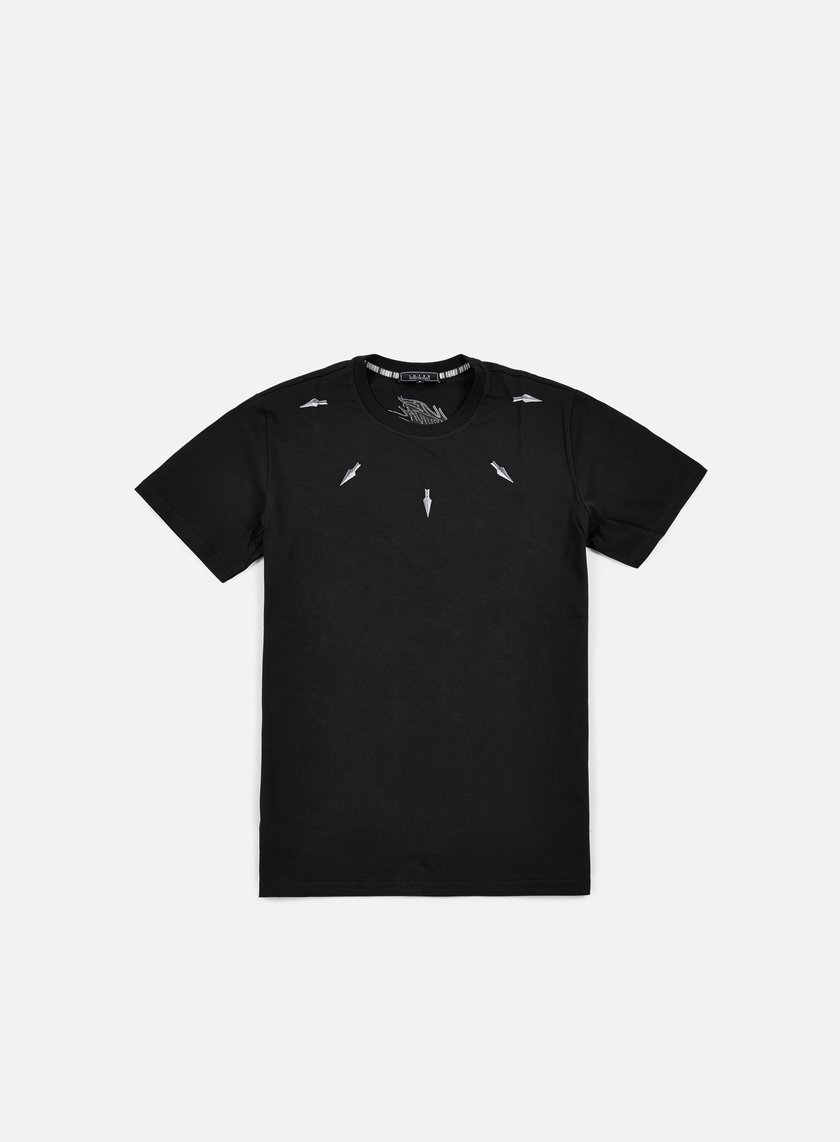 Iuter - Spear T-shirt, Black