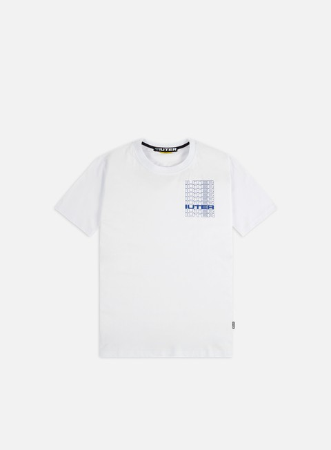 Short Sleeve T-shirts Iuter Spine T-shirt