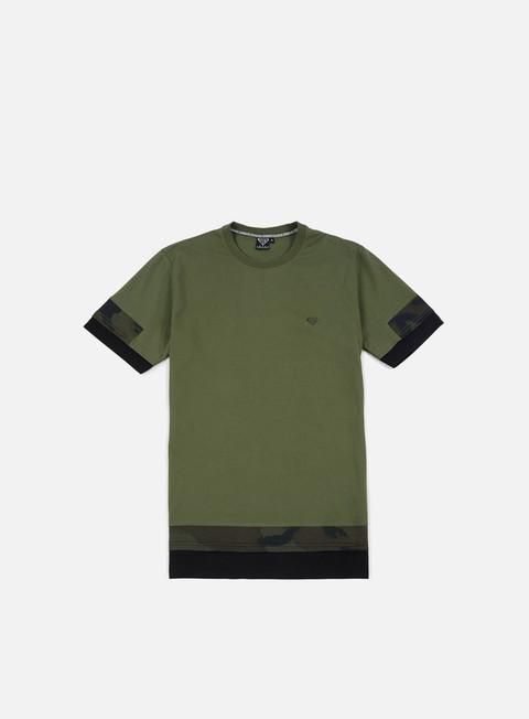 Basic T-shirts Iuter Stock Break Camo T-shirt