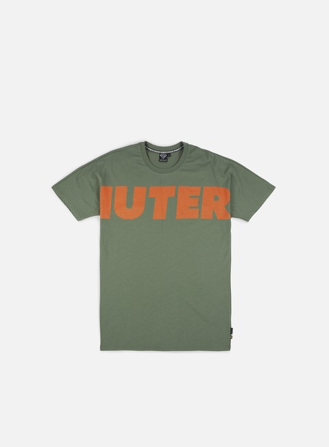 Short Sleeve T-shirts Iuter Stripes T-shirt