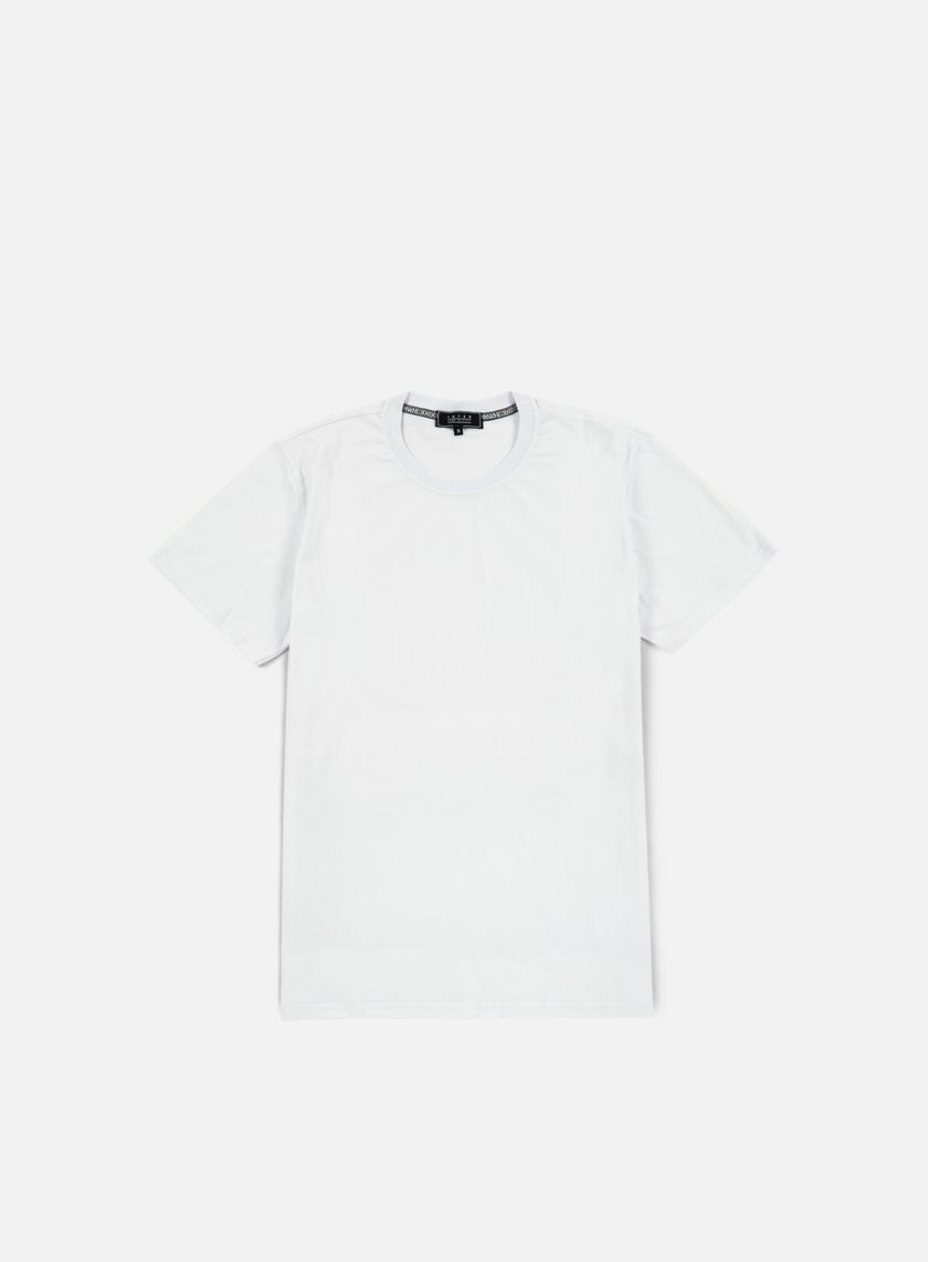 Iuter - Tasca Patch Pocket T-shirt White