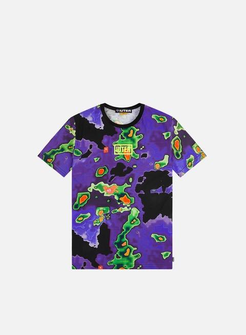 Outlet e Saldi T-shirt a Manica Corta Iuter Thermal Chaos T-shirt