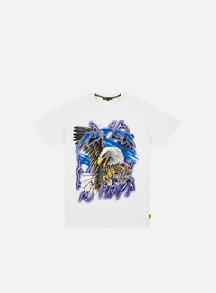 Iuter - Thunder T-shirt, White