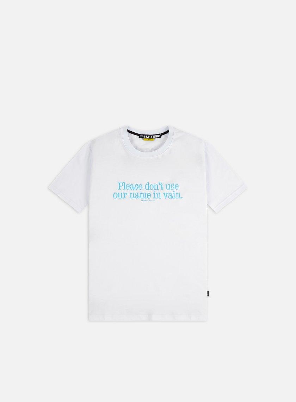 Iuter Troubles T-shirt