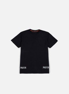 Iuter - Two Color Back T-shirt, Black 1