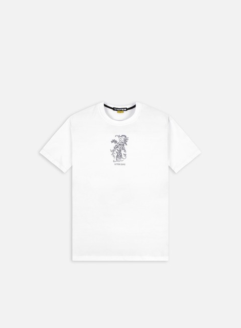 Short Sleeve T-shirts Iuter Type T-shirt
