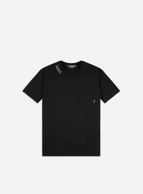Short Sleeve T-shirts Iuter United Pocket T-shirt
