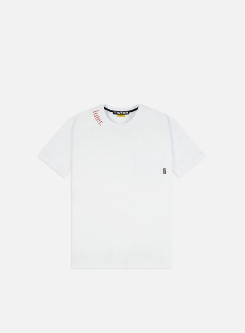 Outlet e Saldi T-shirt a Manica Corta Iuter United Pocket T-shirt