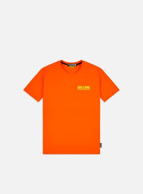 Short Sleeve T-shirts Iuter U.P.W.W. Fib T-shirt
