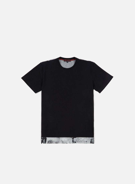 Iuter - Wolves Cut T-shirt, Black