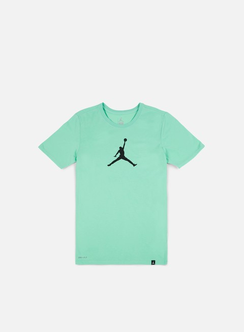 t shirt jordan 23 7 drifit jumpman t shirt emerald rise black