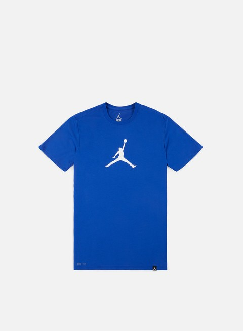 t shirt jordan 23 7 drifit jumpman t shirt game royal white