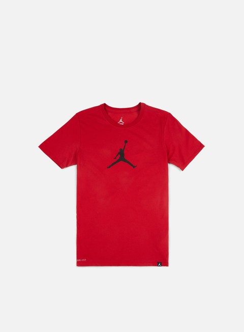 t shirt jordan 23 7 drifit jumpman t shirt gym red black