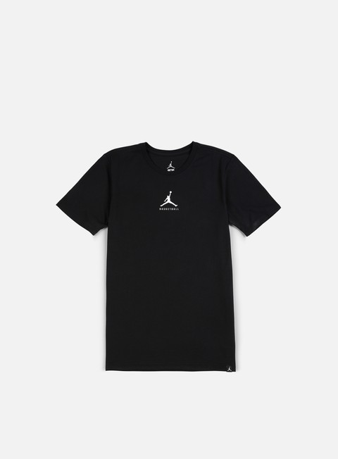 t shirt jordan 23 7 drifit t shirt black white
