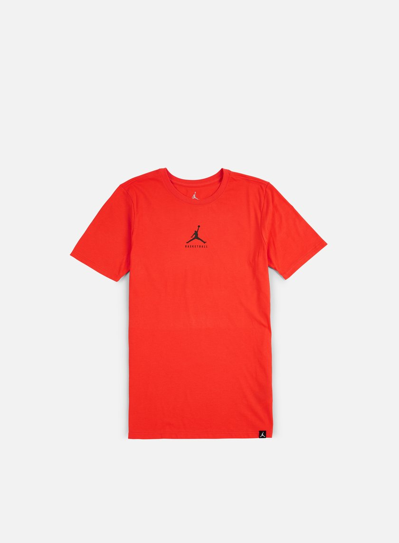 Jordan - 23/7 DriFit T-shirt, Max Orange/Sequoia