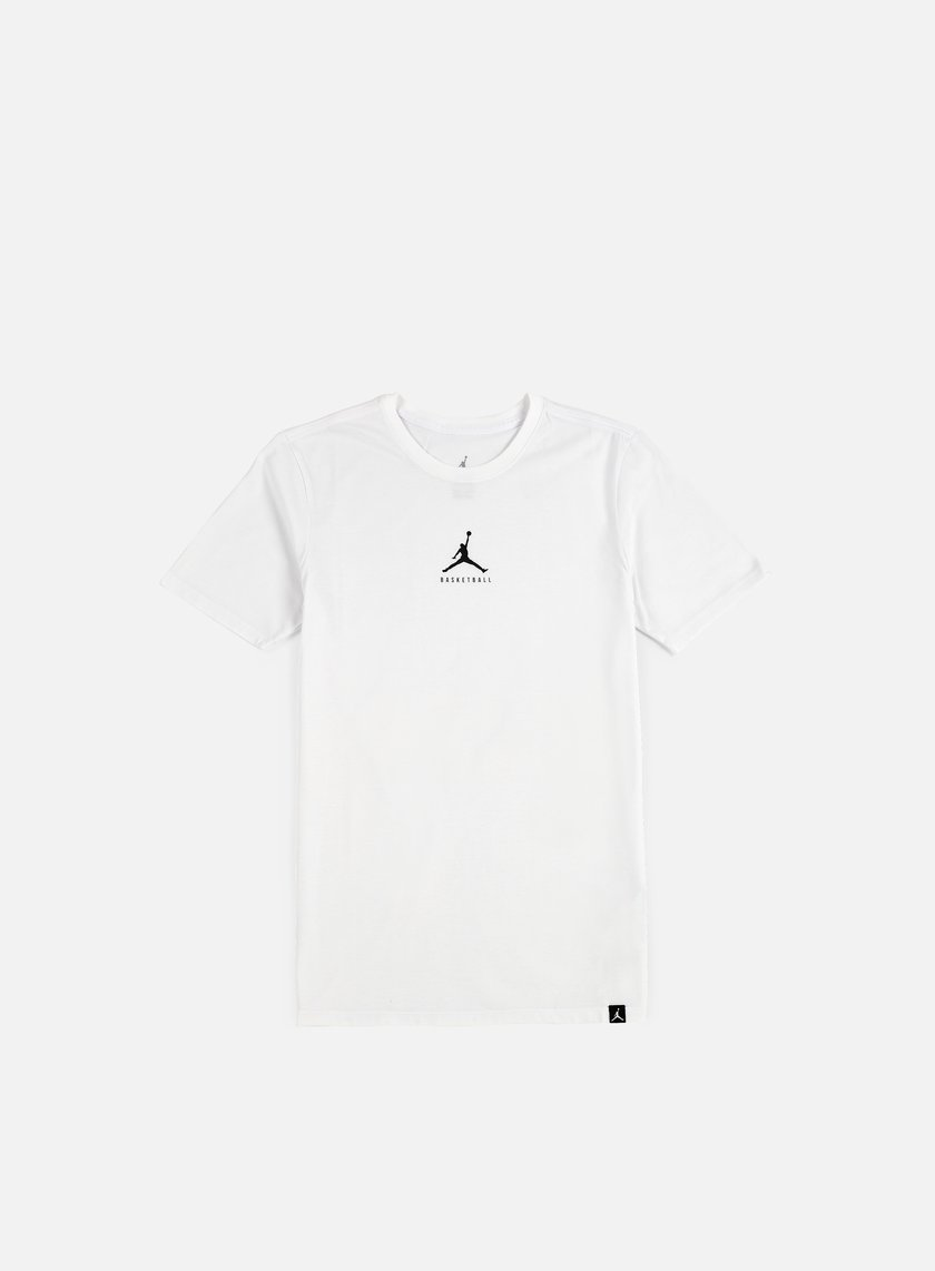 Jordan - 23/7 DriFit T-shirt, White/Black