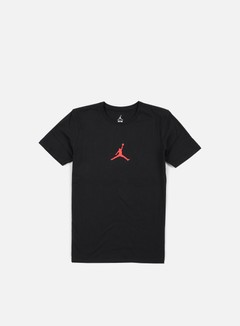 Jordan - 23/7 T-shirt, Black/Infrared23 1