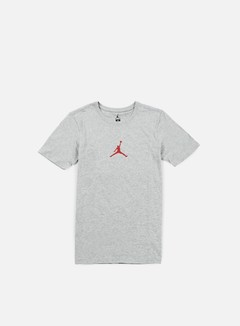 Jordan - 23/7 T-shirt, Dark Grey Heather/Gym Red 1
