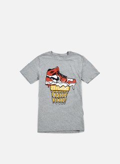 Jordan - 23 Flavors T-shirt, Dark Grey Heather 1