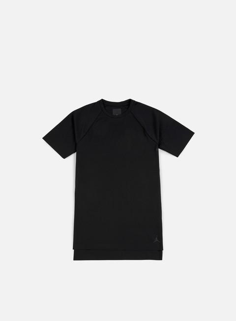 t shirt jordan 23 lux extended t shirt black black