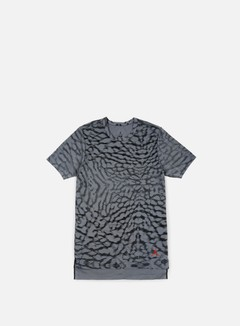 Jordan - 23 Lux Extended T-shirt, Cool Grey/Gym Red 1