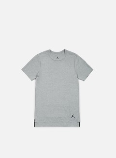 Jordan - 23 Lux Extended T-shirt, Dark Grey Heather/Black 1