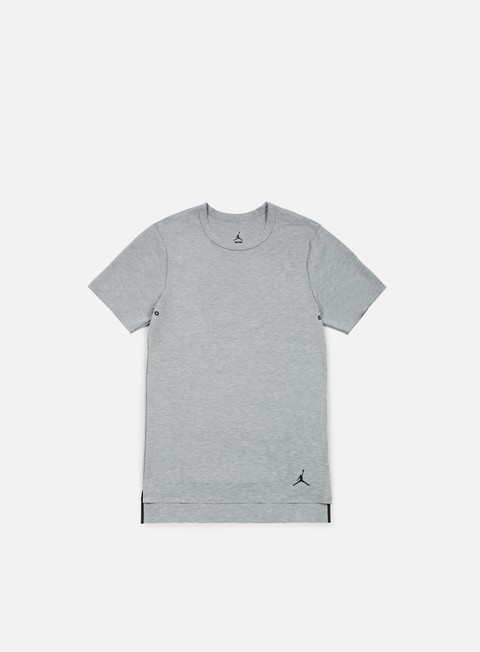 t shirt jordan 23 lux extended t shirt dark grey heather black