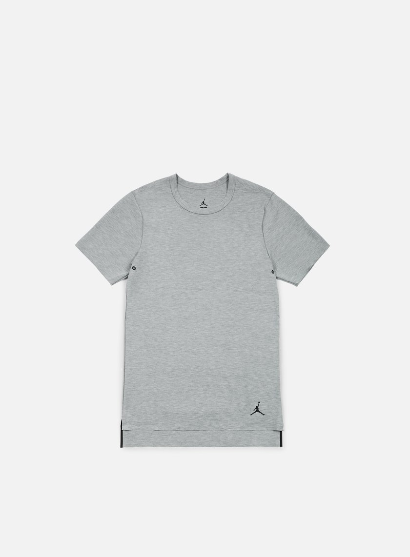 Jordan - 23 Lux Extended T-shirt, Dark Grey Heather/Black