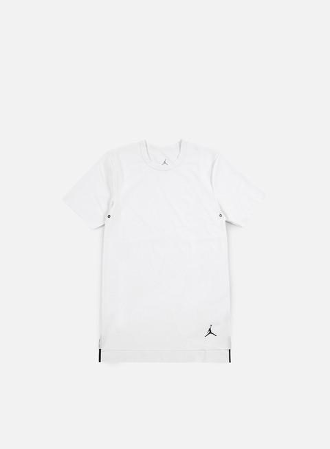 t shirt jordan 23 lux extended t shirt white black