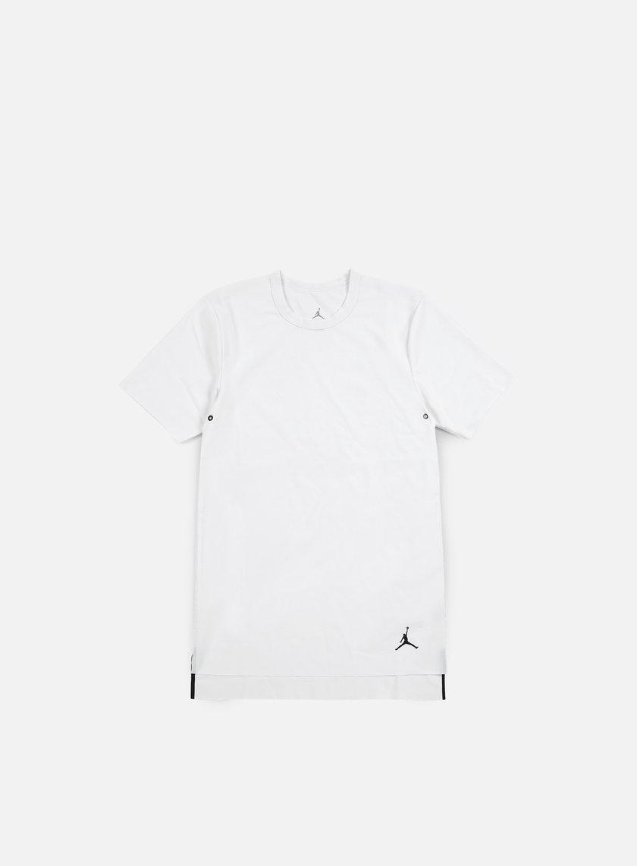 Jordan - 23 Lux Extended T-shirt, White/Black