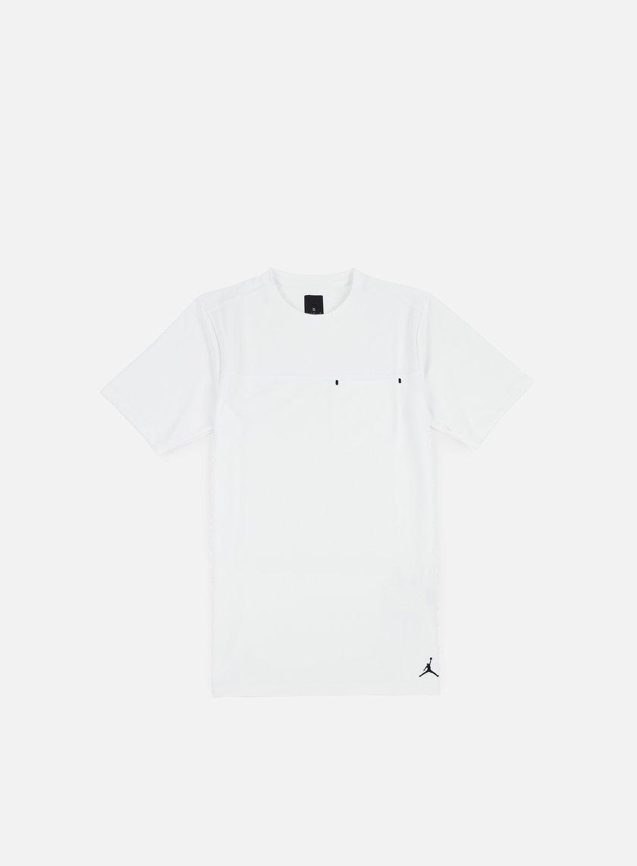 Jordan - 23 Lux Pocket T-shirt, White/Black
