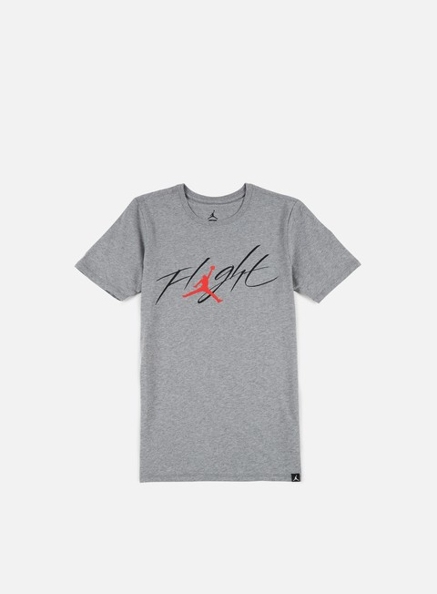 Outlet e Saldi T-shirt a Manica Corta Jordan 4 Brand T-shirt