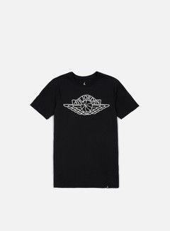 Jordan - 5 Brand T-shirt, Black/White