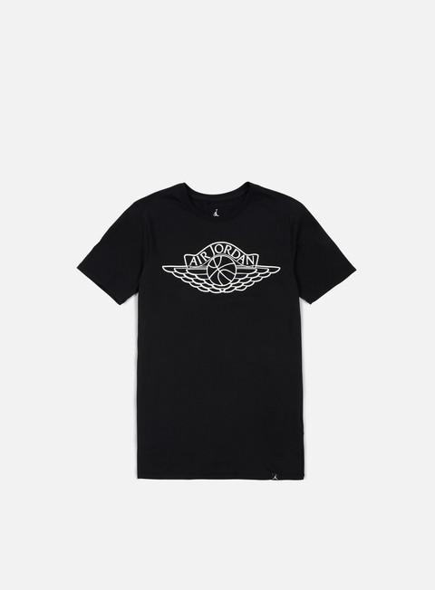 Outlet e Saldi T-shirt a Manica Corta Jordan 5 Brand T-shirt