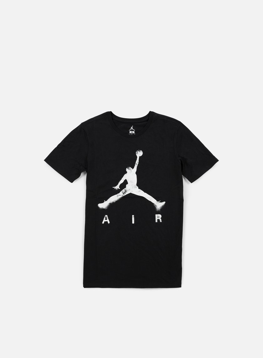 Jordan - Air Dreams T-shirt, Black/White