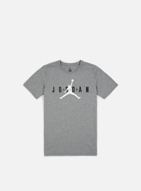 t shirt jordan air gx t shirt carbon heather white