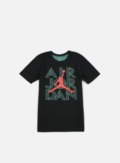 Jordan - Air Jordan Dri-Fit T-shirt, Black/Infrared23 1