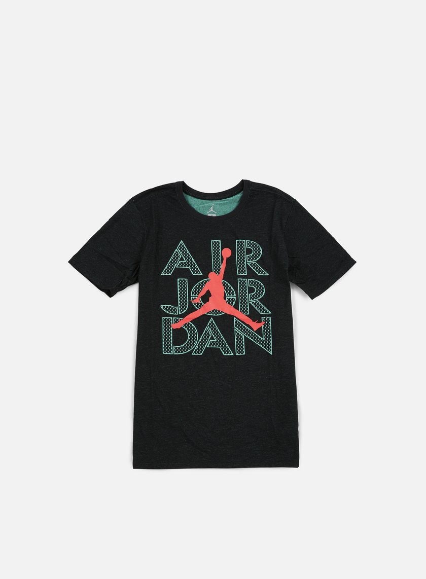 Jordan - Air Jordan Dri-Fit T-shirt, Black/Infrared23