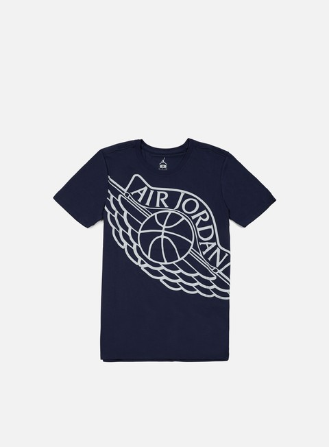 t shirt jordan air jordan wingspan t shirt midnight navy wolf grey