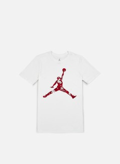Jordan - Air Jumpman Hands Down T-shirt, White 1