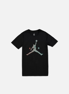 Jordan - Air Jumpman T-shirt, Black/Infrared23 1