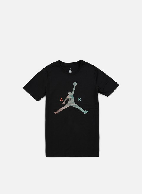 t shirt jordan air jumpman t shirt black infrared23