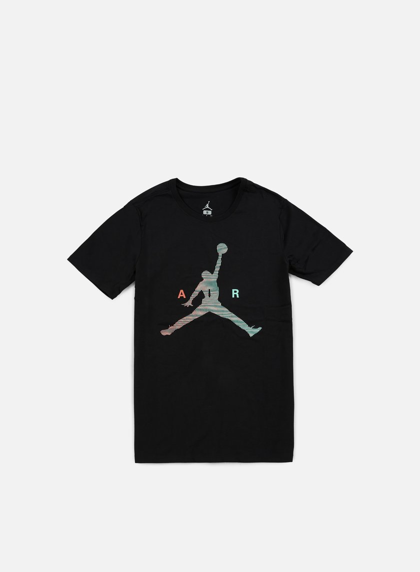 Jordan - Air Jumpman T-shirt, Black/Infrared23
