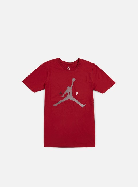 t shirt jordan air jumpman t shirt gym red wolf grey