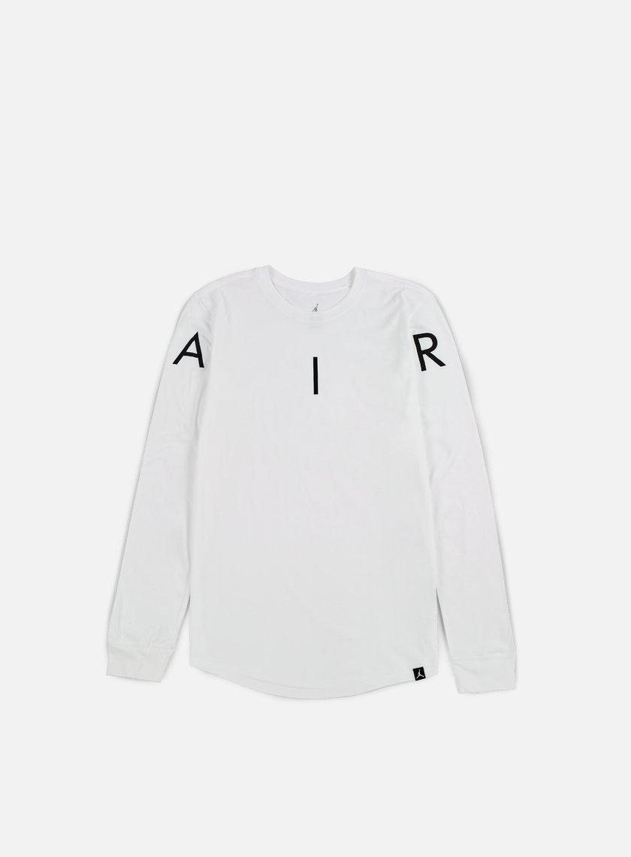 426d96b2266e JORDAN A.I.R. LS T-shirt € 27 Long Sleeve T-shirts