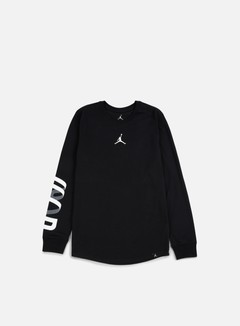 Jordan - Air Up 23 LS Dri-Fit T-shirt, Black