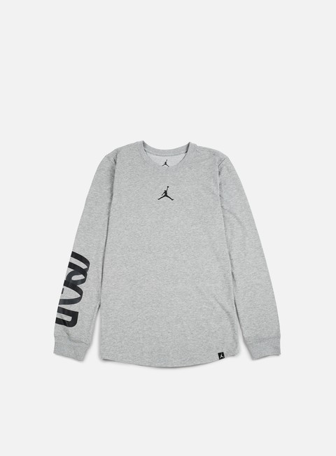 Long Sleeve T-shirts Jordan Air Up 23 LS Dri-Fit T-shirt