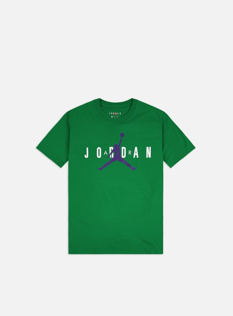 Outlet e Saldi T-shirt a Manica Corta Jordan Air Wordmark T-shirt