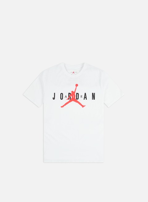 T-shirt a Manica Corta Jordan Air Wordmark T-shirt