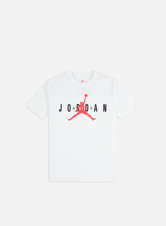 Jordan Air Wordmark T-shirt Men, White